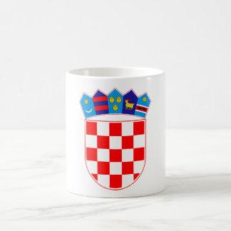 Croatian Coat of arms Coffee Mug