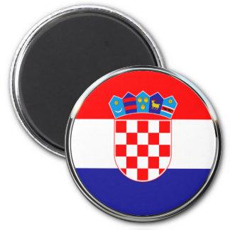 Croatian Coat of Arms | Hrvatski grb Magnet