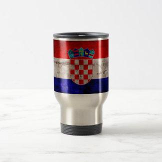 Croatian Flag Coffee Mug