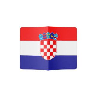 Croatian flag passport holder | Croatia pride