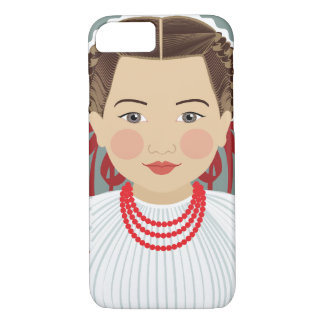 Croatian Girl Matryoshka Case