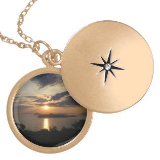 Croatian Sunset Necklace