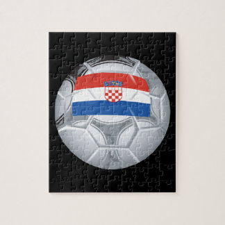 Croation Soccer Ball Puzzle