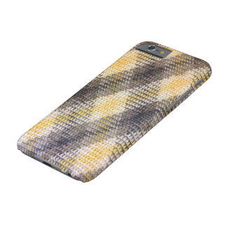 Crochet Argyle Barely There iPhone 6 Case