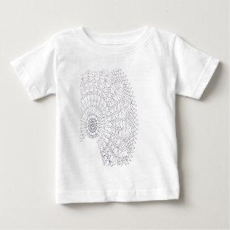 Crochet Design Baby T-Shirt