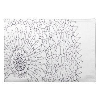 Crochet Design Placemat