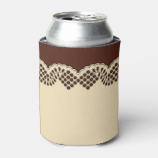 Crochet Lace Can Cooler