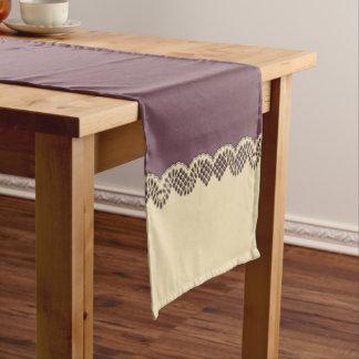 Crochet Lace Short Table Runner