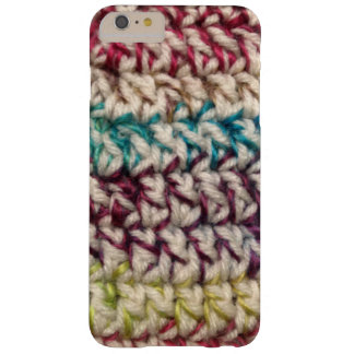Crochet Over The Rainbow Barely There iPhone 6 Plus Case