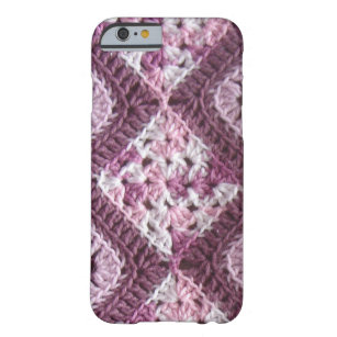 Crochet Pattern Barely There iPhone 6 Case