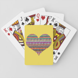 Crochet Playing Cards - Yarn Playing Cards