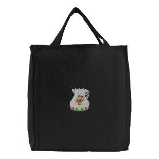 Crochet Purse Canvas Bags