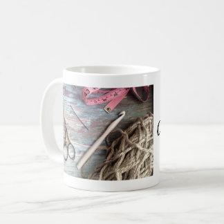 Crochet Tools - Crochet Queen - Mug