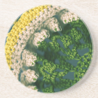 Crocheted Photo-Op Coasters
