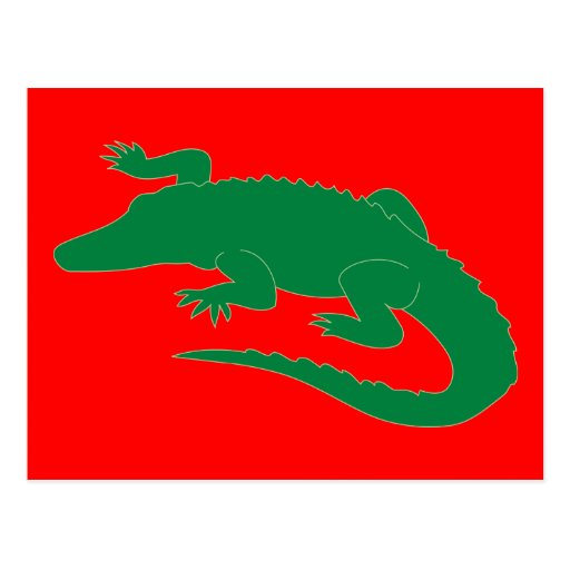 Crocodile Alligator Gator Reptile Postcards