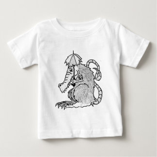Crocodile rat baby T-Shirt