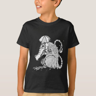 Crocodile rat T-Shirt