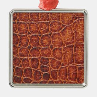 Crocodile Skin Ornaments