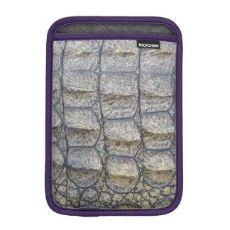 Crocodile Skin iPad Mini Sleeve