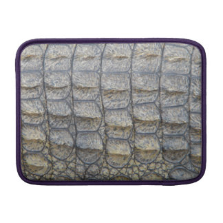 Crocodile Skin Sleeve For MacBook Air
