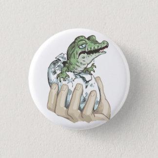 crocodile_tears_zazzle2 3 cm round badge
