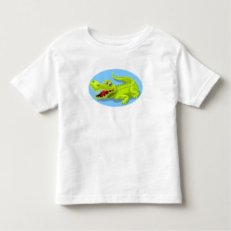 Crocodile Toddler T-Shirt