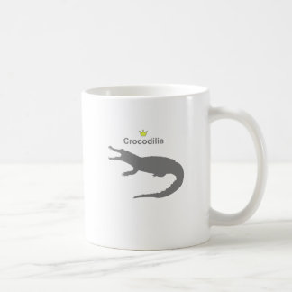 Crocodilia g5 coffee mug