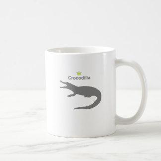 Crocodilia g5 coffee mug
