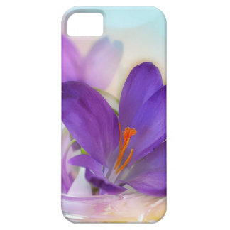 Crocus and Lily of the Valley Floral Arrangement . Case For The iPhone 5