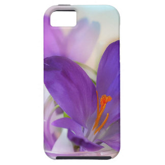 Crocus and Lily of the Valley Floral Arrangement . iPhone 5 Cases