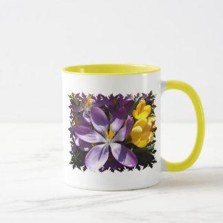 Crocus Colors Coffee Mug