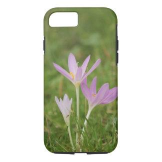 Crocus flower iPhone 8/7 case