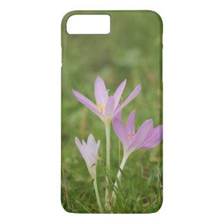Crocus flower iPhone 8 plus/7 plus case