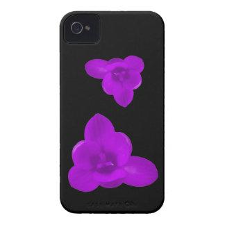 Crocus Flower Purple Blackberry Bold Case