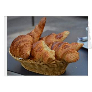 Croissants! Card