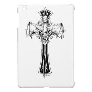 Croix gothique iPad mini covers