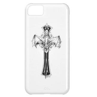 Croix gothique iPhone 5C case