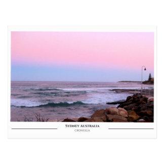 Cronulla Beach Sydney Postcard