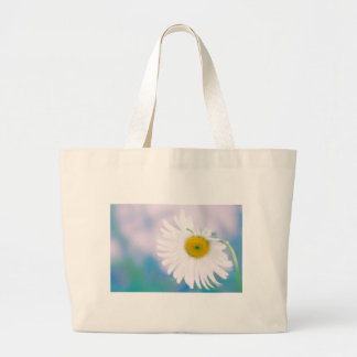 Crooked Daisy Large Tote Bag