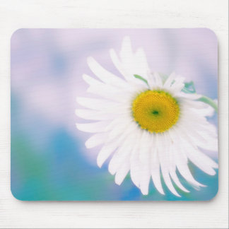 Crooked Daisy Mouse Pad