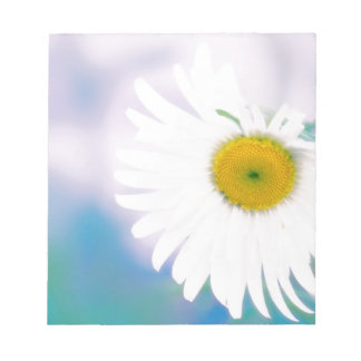 Crooked Daisy Notepad