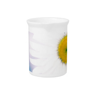 Crooked Daisy Pitcher