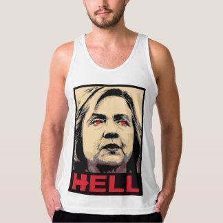 Crooked Hillary Clinton Hell – Anti-Hillary Singlet