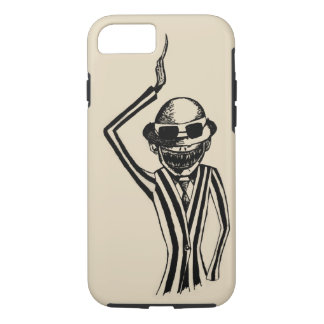 Crooked Man Inktober Iphone Case