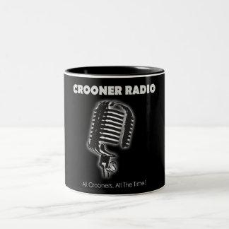 Crooner Radio Mug - 11oz