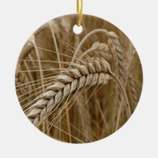 crop ceramic ornament