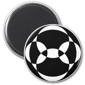 Crop Circle 7.2 Refrigerator Magnet