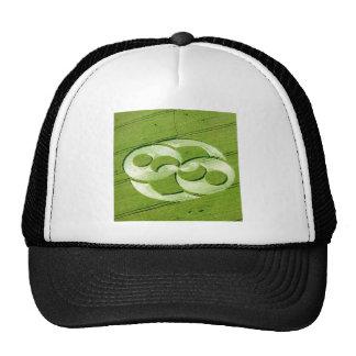 Crop Circle Julia Set Liddington Castle 1996 Trucker Hat