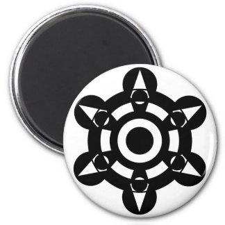 Crop circle Magnet 13.5