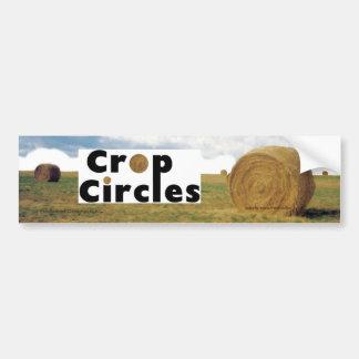 Crop Circles Sticker